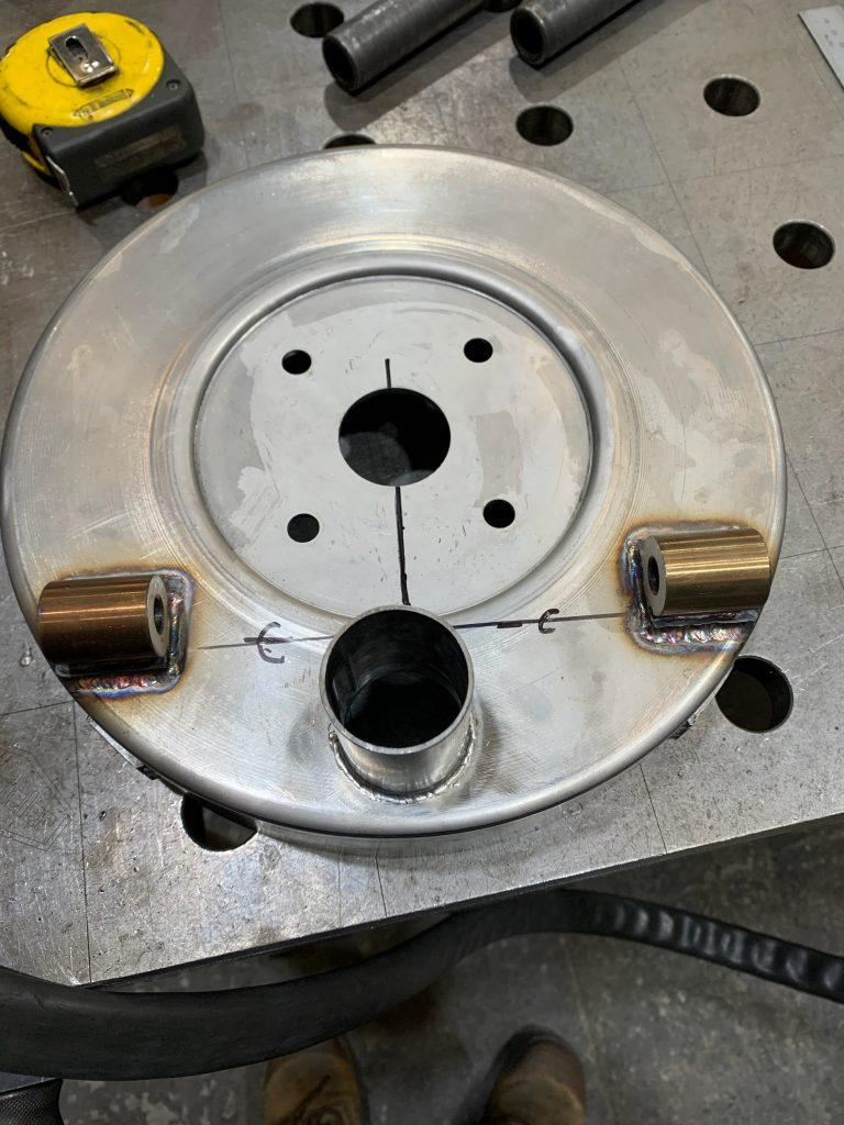 Custom Scrubber