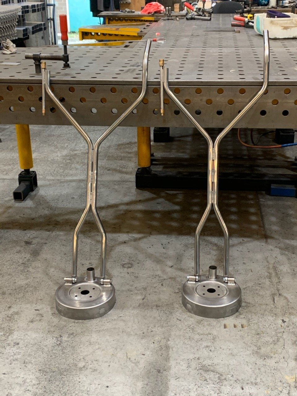 Concrete Floor Polishers