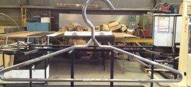 stainless steel tube bending , alloy bending welding melbourne victoria australia company