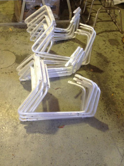 SS Chair Bases