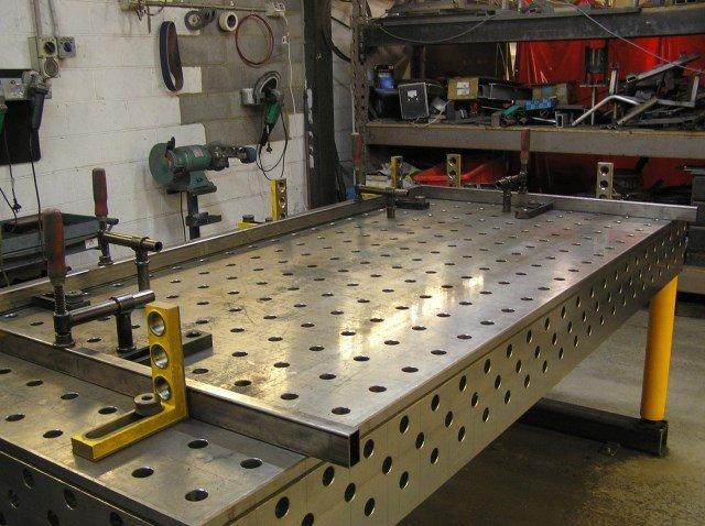 Demmeler Welding & 3D Jigging Tables