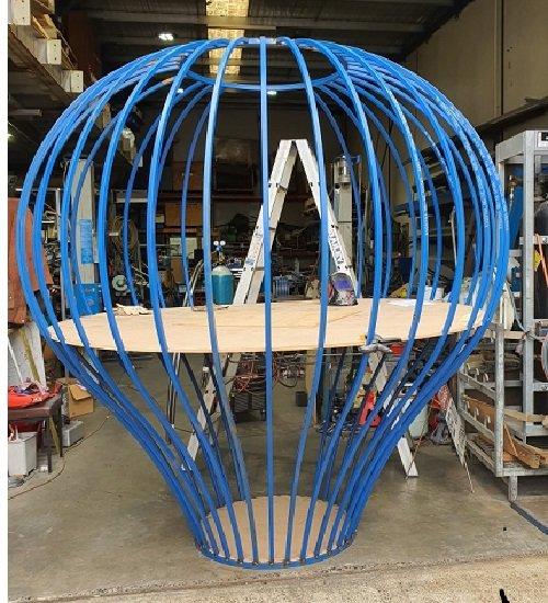 Ballon Frame welding jig